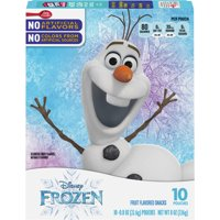 Disney Frozen Fruit Snacks 10 pouches