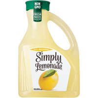 Simply Lemonade, All Natural Non-GMO, 2.63 Liters