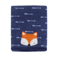 Parent's Choice Applique Blanket, Fox