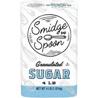 Smidge And Spoon Granulated Sugar