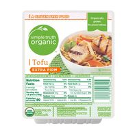 Simple Truth Organic Organic Tofu Extra Firm