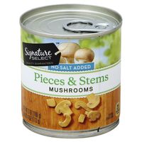 Signature Select Mushrooms, Pieces & Stems