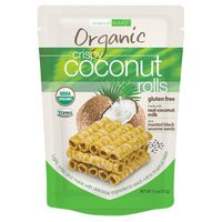Tropical Fields Organic Coconut Rolls, 11 oz