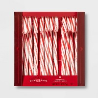 Holiday Peppermint Candy Canes - 5.7oz / 12ct - Wondershop™