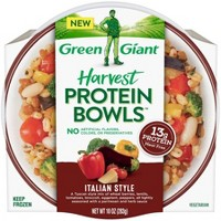 Green Giant Frozen Harvest Protein Bowl Italian Style - 10oz