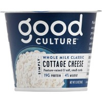 Good Culture Classic 4% Cottage Cheese - 5.3oz