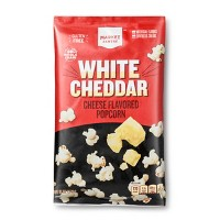 White Cheddar Cheese Flavored Popcorn - 6oz - Market Pantry™