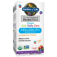 Garden of Life Kid's Probiotics Daily Care Chewables - Berry & Cherry - 30ct