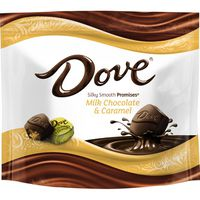 Dove PROMISES Caramel And Milk Chocolate Candy