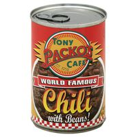 Tony Packo's Cafe Chili With Beans!