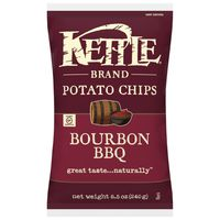 Kettle Brand Potato Chips Bourbon BBQ