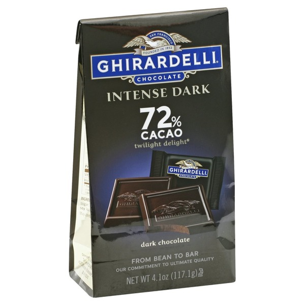 Ghirardelli Chocolate Dark Chocolate, Intense Dark