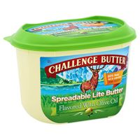 Challenge Spreadable Lite Flavored With Olive Oil Butter