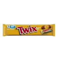 Twix Fun Size Chocolate and Caramel Cookie Candy Bar, 6.72 Oz., 12 Count