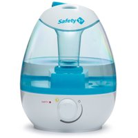 Safety 1st Filter Free Cool Mist Humidifier, Blue