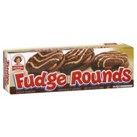 Little Debbie Snacks Fudge Rounds, 8ct