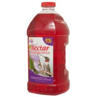 Pennington Natural Springs Hummingbird Food, Ready-to-Use Nectar, 64 oz