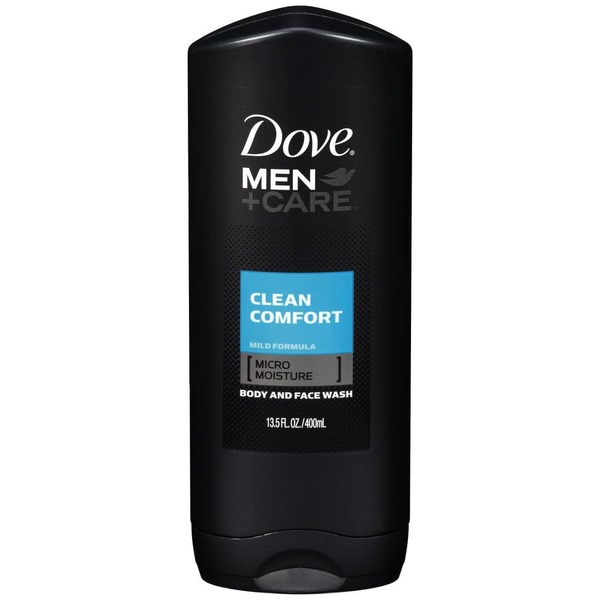 Dove Men Care Body Wash And Face Wash Clean Comfort From Kroger In Dallas Tx Burpy Com
