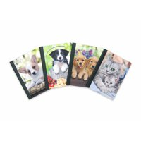 Dog/Cat Composition Book, Wide Ruled, Style Will Vary, 36723607