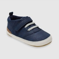 Baby Boys' Ro+Me by Robeez Michael Sneakers - Navy