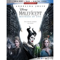 Maleficent: Mistress of Evil (Blu-ray + DVD + Digital Copy)