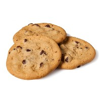 Nestle Tollhouse Chocolate Chip Cookies - 3ct