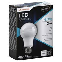 60W Sw Bright Green LED Bulbs