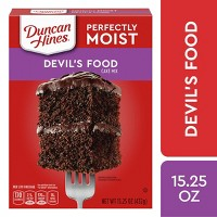 Duncan Hines Devils Food Cake Mix - 16.5oz