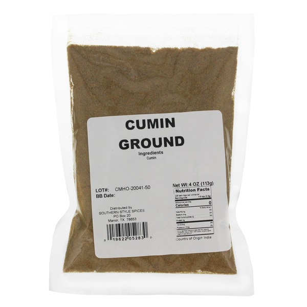 Southern Style Spices Ground Cumin