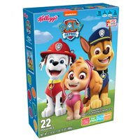 Kellogg's Paw Patrol Assorted Fruit Flavored Snacks Pouch 17.6oz 22ct