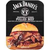 Jack Daniel's Pulled Beef with Jack Daniel's Barbeque Sauce, 16 oz