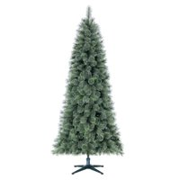 Holiday Time Unlit 7' Branford Spruce Artificial Christmas Tree