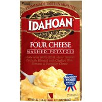 Idahoan Four Cheese Mashed
