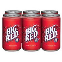 Big Red Soda, 7.5 Fl. Oz., 6 Count