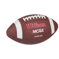 Wilson NCAA Red Zone Series Composite Football, Junior Size