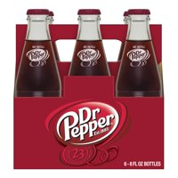 Dr Pepper Soda, 8 Fl. Oz., 6 Count