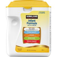 Kirkland Signature Infant Formula, 34 oz