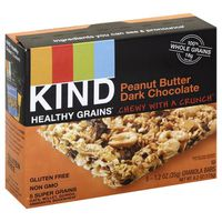 Kind Granola Bars, Peanut Butter Dark Chocolate