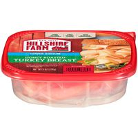 Deli Select Ultra Thin Sliced Lunchmeat, Lower Sodium Honey Roasted Turkey B