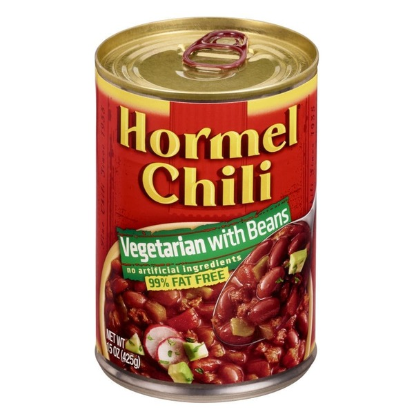 Hormel Chili 99 Fat Free Vegetarian With Beans From Kroger In