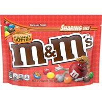 M&m's Peanut Butter Milk Chocolate Candy Sharing Size