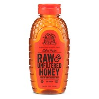 Nature Nate's 100% Pure Raw Unfiltered Honey – 16oz