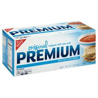 Premium Saltine Crackers, Original