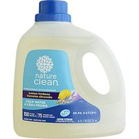 Nature Clean Lemon Verbena Laundry Detergent