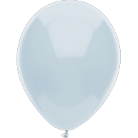 "Way To Celebrate 15 Ct. 12"" Plain Powder Blue Balloons"