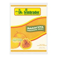 El Sembrador Frozen Pulp Passion Fruit - 14oz