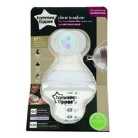 Tommee Tippee Bottle, with Anti-Colic Valve, Slow Flow, 0-2 M