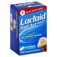 Lactaid Fast Act Caplets