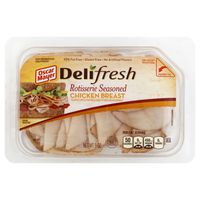 Oscar Mayer Deli Fresh Rotisserie Seasoned Chicken Breast