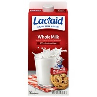 Lactaid Lactose-Free Whole Milk - 0.5gal
